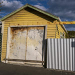 The yellow shed. Napier